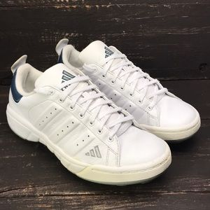 Adidas Traxion Leather Golf Shoes Size 8